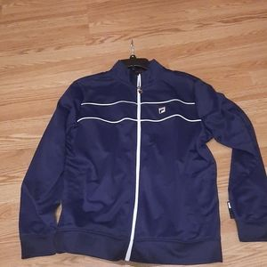"New Fila ""Live in Motion"" jogging jacket...XL"